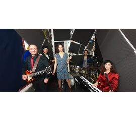 Fab' Five wedding and events band